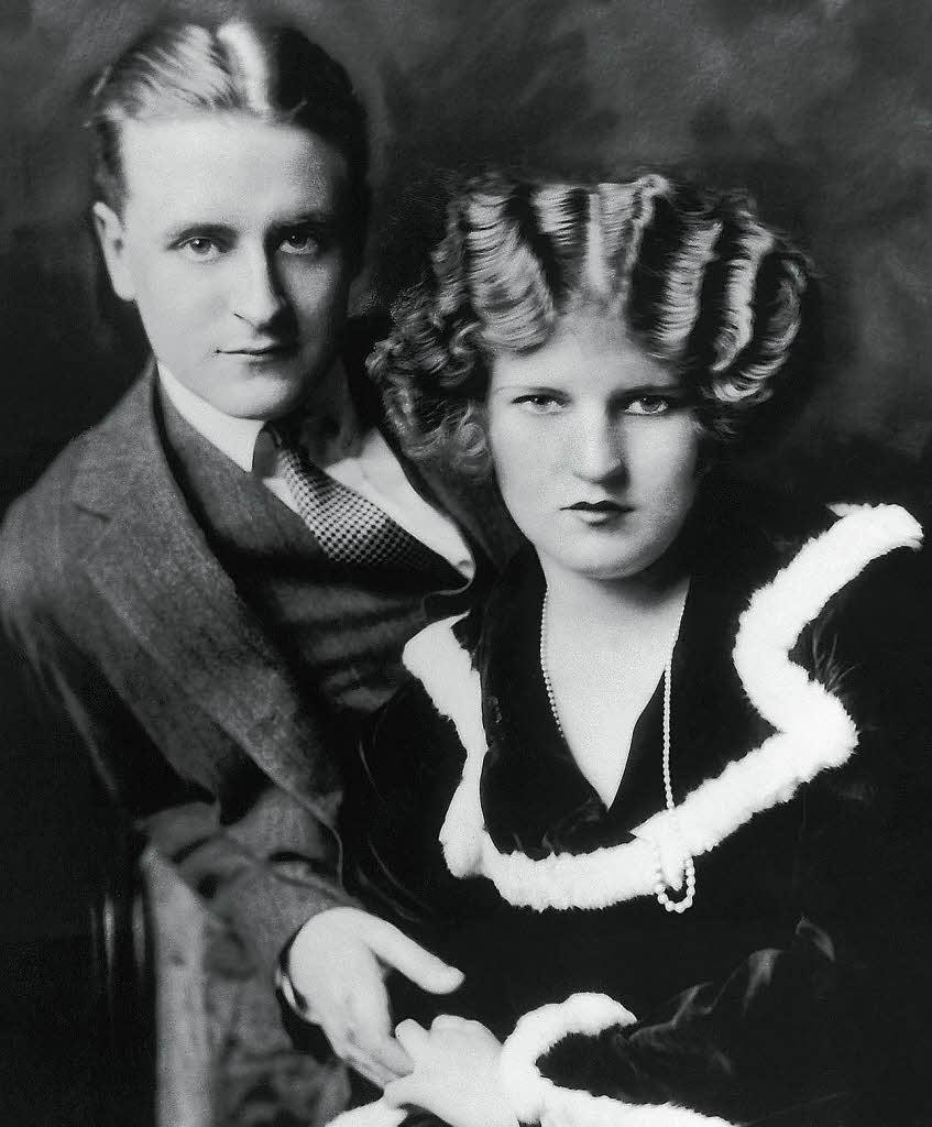 F Scott Fitzgerald Pulitzer Joseph Pulitzer